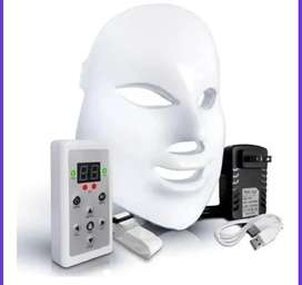 Máscara fototerapia facial