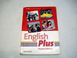 libro: English plus Students Book 2