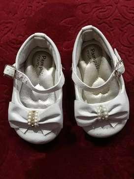 Zapatos de nena N 18