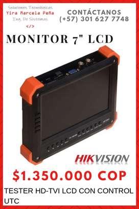 """Monitor 7"""" LCD"""