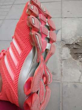 Ganga lindas zapatillas adidas 3D