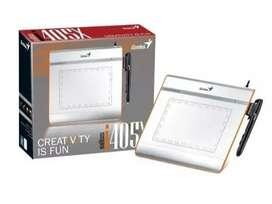 Tableta Digitalizadora Genius Easypen I405x Usb