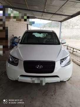 Vendo Hyundai Santafé  18.500(Negociable)
