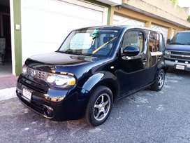 Camionetilla Nissan Cube