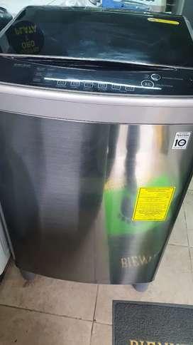 Vendo lavadora lg inverter de 31 libras