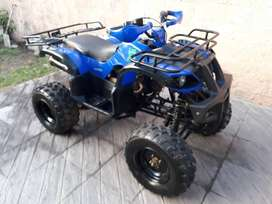 CUATRICICLO JAGUAR / DEMON QUADS ATV 250cc AGRO COLOR AZUL