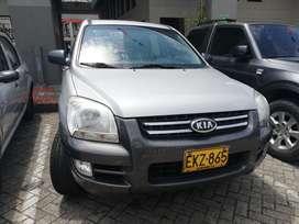Kia Sportage, Automático,diesel