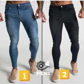 Jeans Skinny Entubados