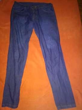 Pantalón de jean talle único