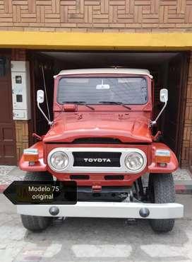 Toyota Campero como nuevo, totalmente original