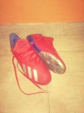 Botines Adidas Nro 38
