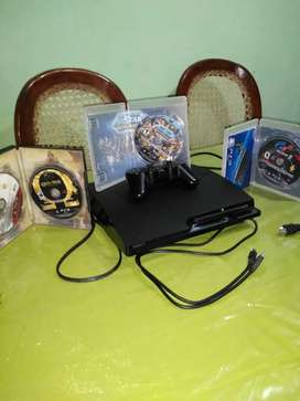 Vendo ps3 (no cambio)