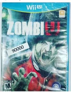 Zombiu Nintendo Wiiu