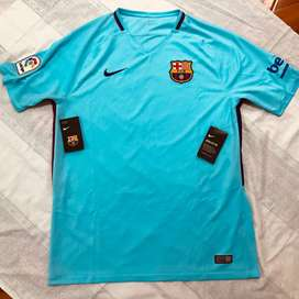 Camiseta 3ra del Barcelona Visitante 2018-17 Totalmente Original