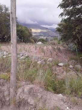 Vendo hermoso terreno en zona segura, Taniloma cerca de Universidad UTC - SalacheSalache