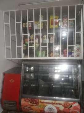 Nevera refrigerador acero inoxidable para carnes y lácteos