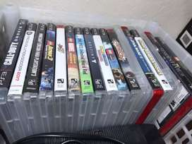 Play 3 con 16 discos originales