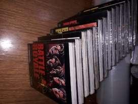 Battle Royale colección completa.