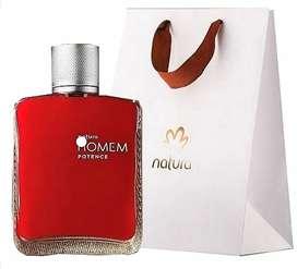 Perfume Homem potence 100ml eau de parfum 100ml natura
