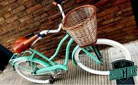Bicicletas Paseo R26  Dama, Nuevas