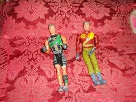 Muñecos de Max steel