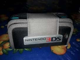 Nintendo 3Ds más juego físico pokemon luna