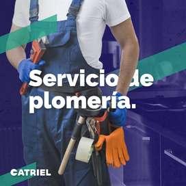SERVICIOS DE PLOMERÍA, GAS Y DESTAPACIONES
