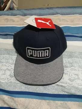 Vendo Gorra Puma original