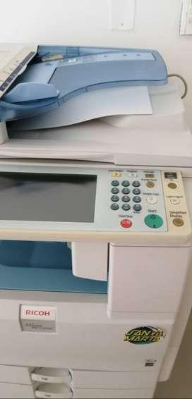 Impresora ricoh 2050