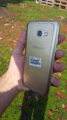 Permuto Samsung Galaxy A5 2017 y diferencia por iphone