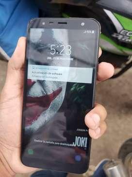 Samsung j4 core con caja y accesorios