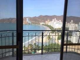venta apto turístico  duplex  2 alcobas vista al mar en el Rodadero Sur
