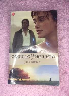 Libro Orgullo y prejuicio - Jane Austen