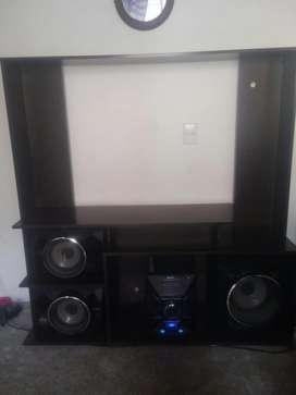 Vendo Mueble para Equipo Y Televisor
