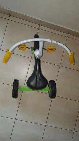 Triciclo Metalico
