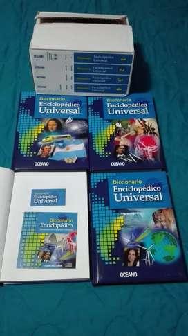Diccionario Enciclopédico Universal Océa
