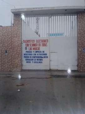 Local para depósito, cochera o venta de vehículos