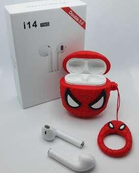 Tws I14 Audífonos Inalámbricos Bluetooth