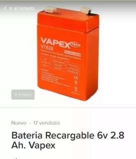 Bateria VATEX Vt628 como nueva! Cel 5794808