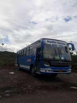 Vendo bus tipo año 2009