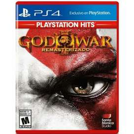 Vendo God Of War 3 Para Ps4