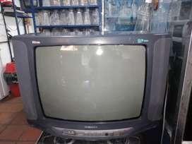 """TV SAMSUNG de 21 """"con control"""