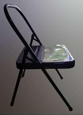 silla plegable de yoga y pilates usado