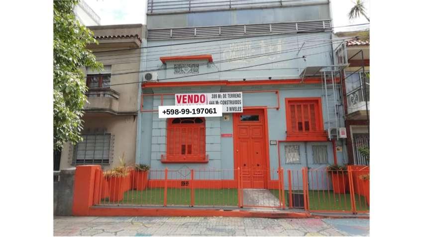 Inmueble comercial com 444 m2 cerca del shopping nuevocentro en Montevideo - Uruguay 0