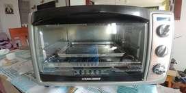 horno tostador