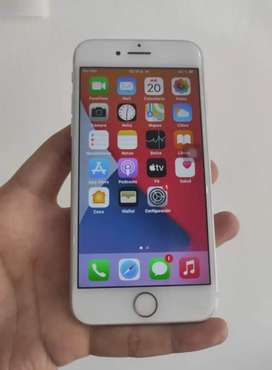 iPhone 7 perfecto en todo