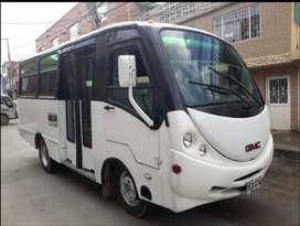 Vendo microbus nkr desvinculado