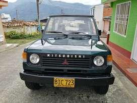 Mitsubishi montero, modelo 1997, carpado, 4x4