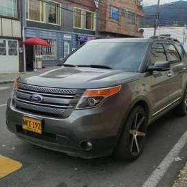CAMIONETA FORD EXPLORER 3.5 LIMITED