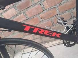 Bicicleta marca treck